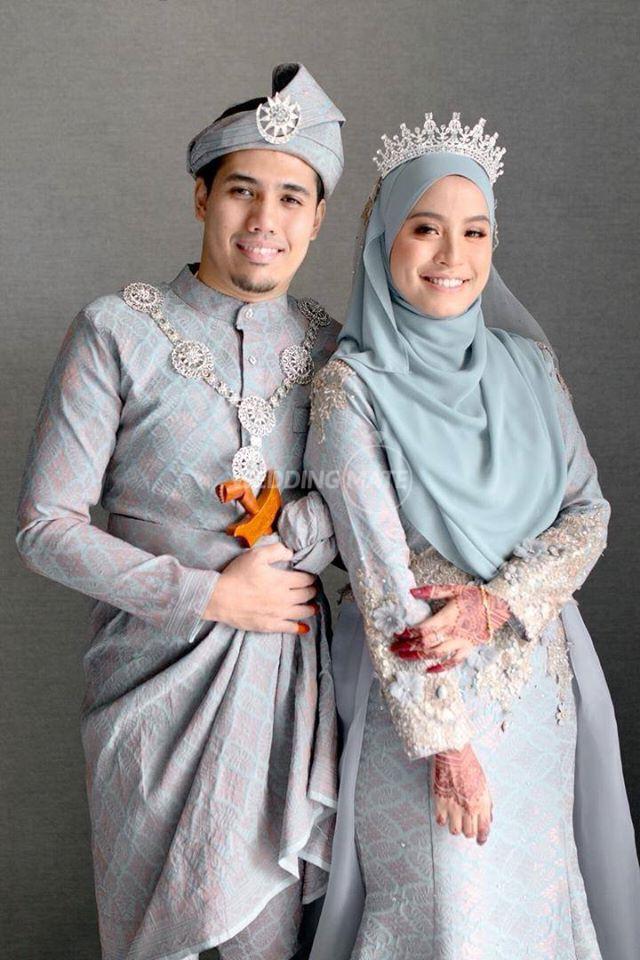 The Wedding by Faridah Salleh