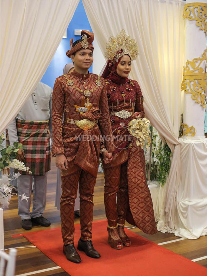 WEDDING WARDROBE by LUQE
