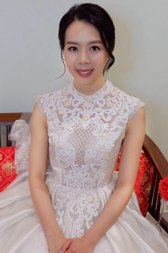 Fuong Wong Bridal Makeup