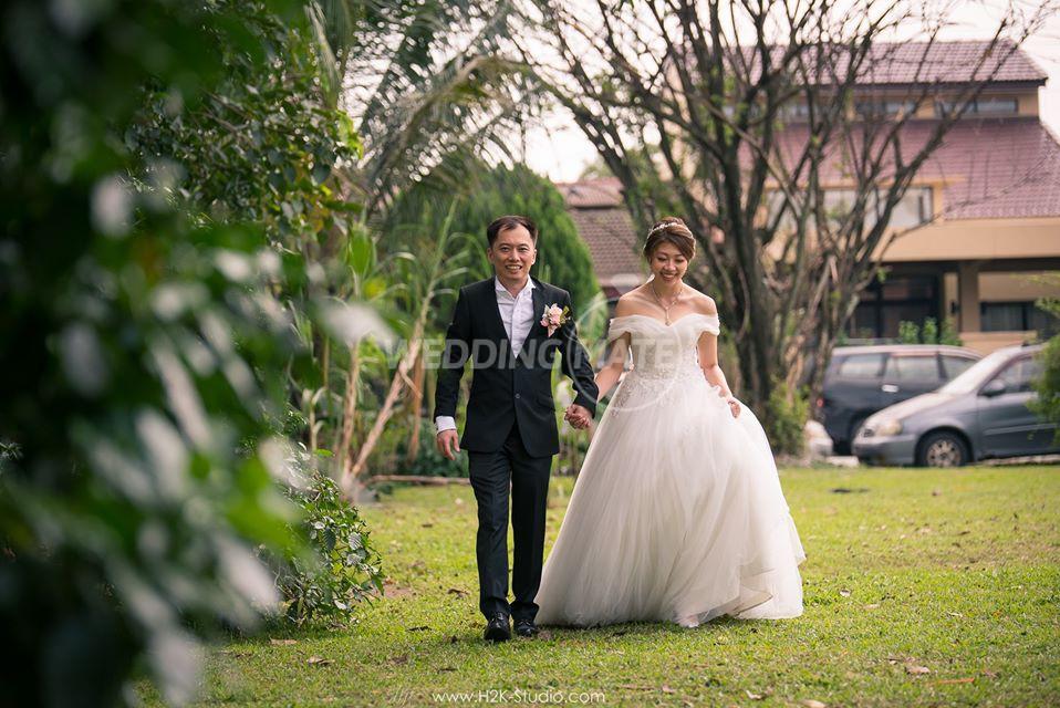 Wedding Photographer - H2K Studio