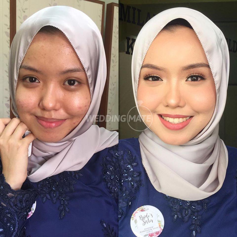 Ainaa Nabilla Makeup