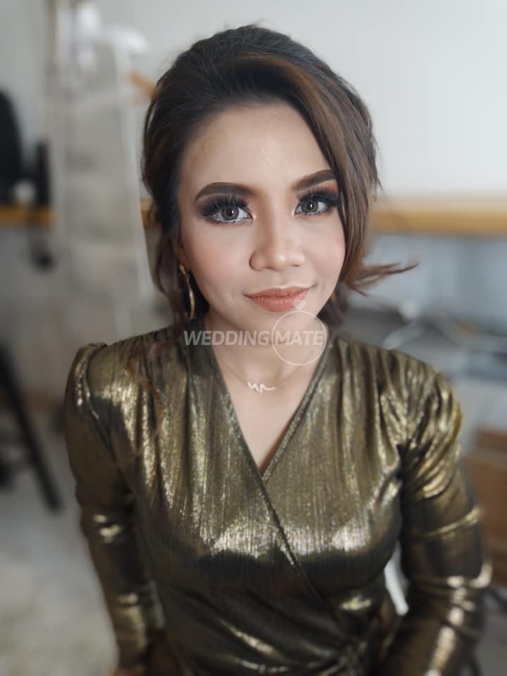 Aisyah A D'touch Makeup Artist