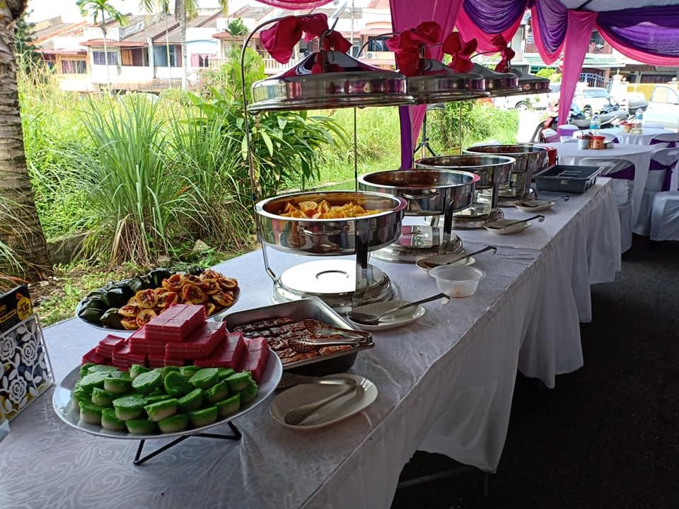 AROMA Catering JB