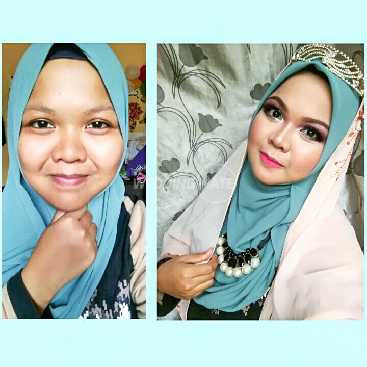 Azira Makeup Artist - MUA Terengganu