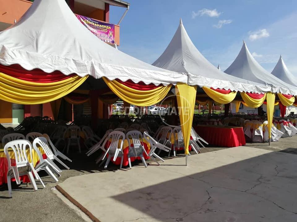 Al Haj Barokah Canopy