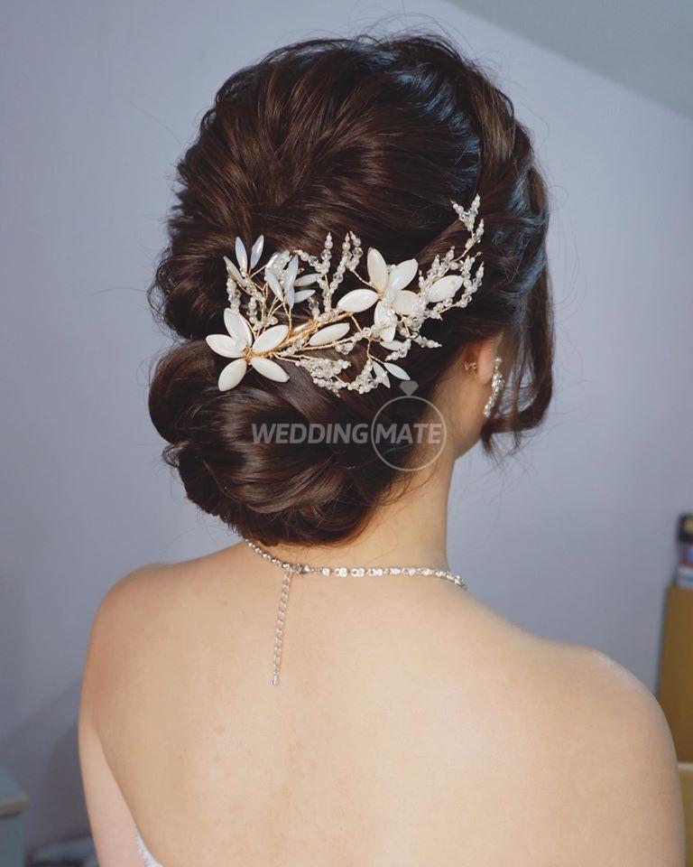 Benbernard bridal makeup