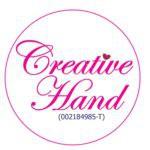 Kad Kahwin Creative Hand