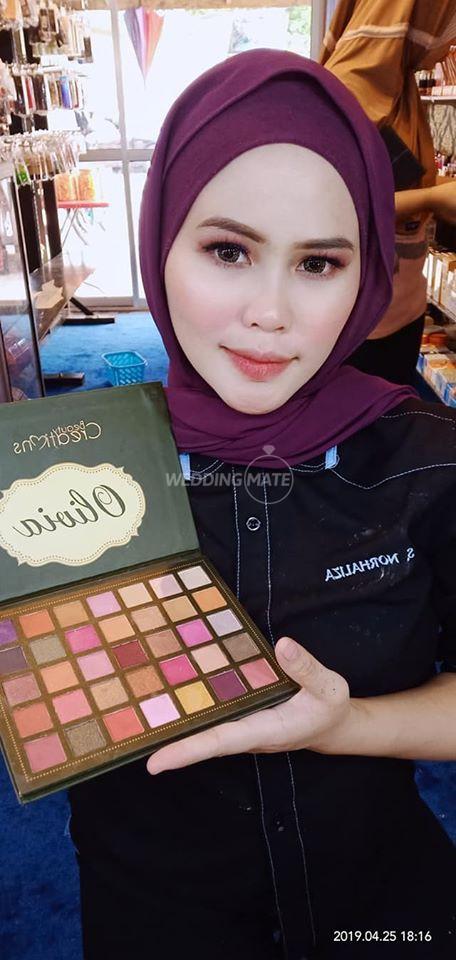 Fieyah makeover beauty