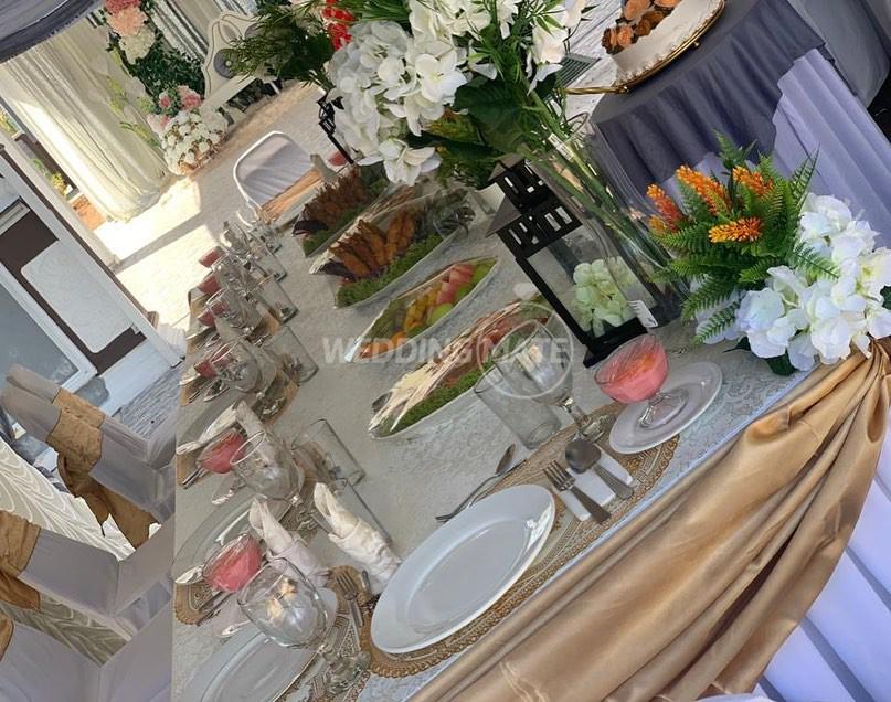 Haifaz Catering & Canopy