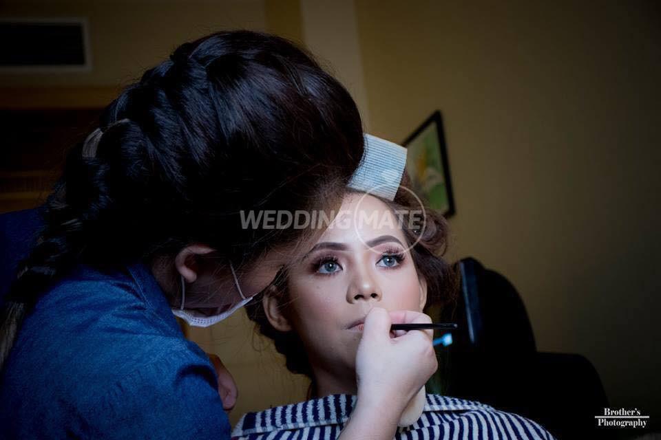 Josephine AJ Makeup & Hairdo MIRI