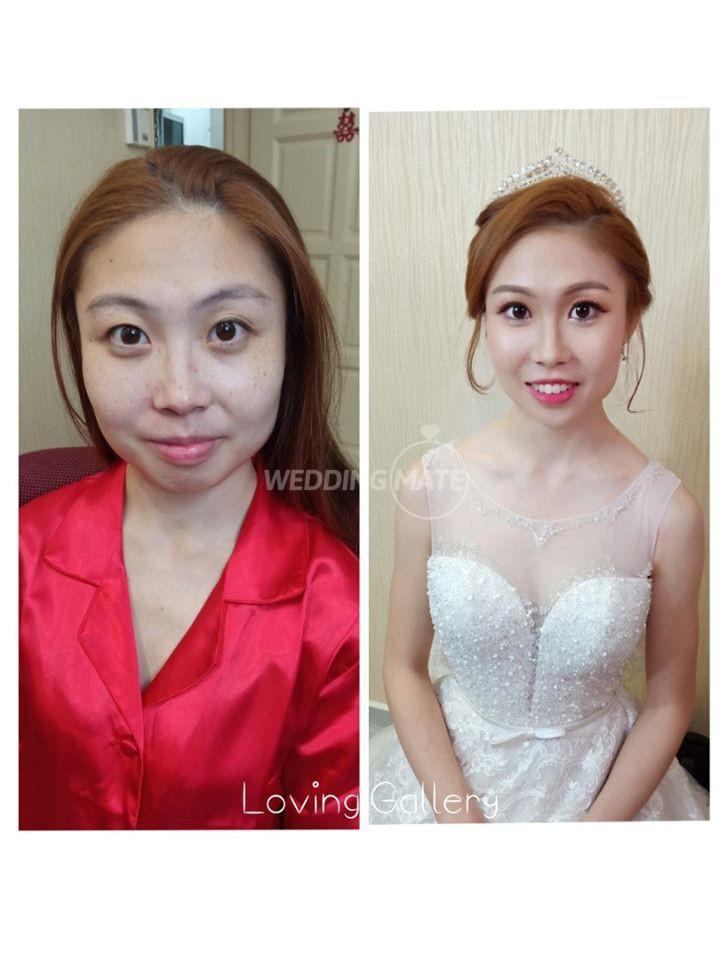 Loving Gallery Professional Makeup 新娘化妆