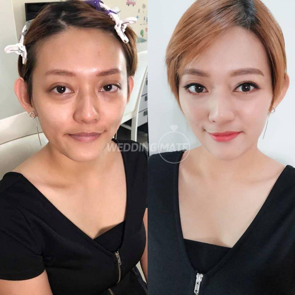 Make up Artist Belinda Wang/新娘化妆师
