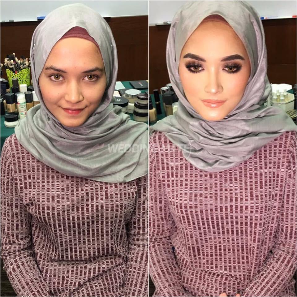 Makeup by Watiey Abdullah