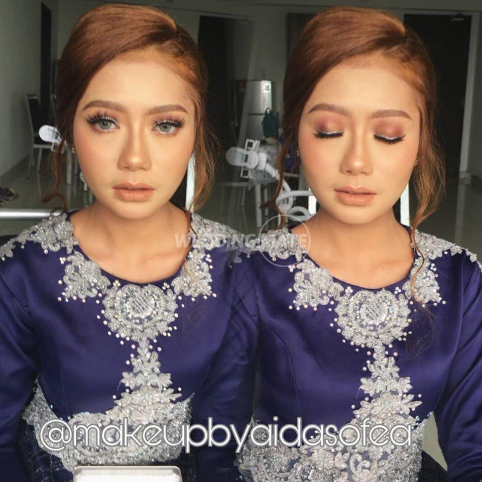 Makeup by Aida Sofea