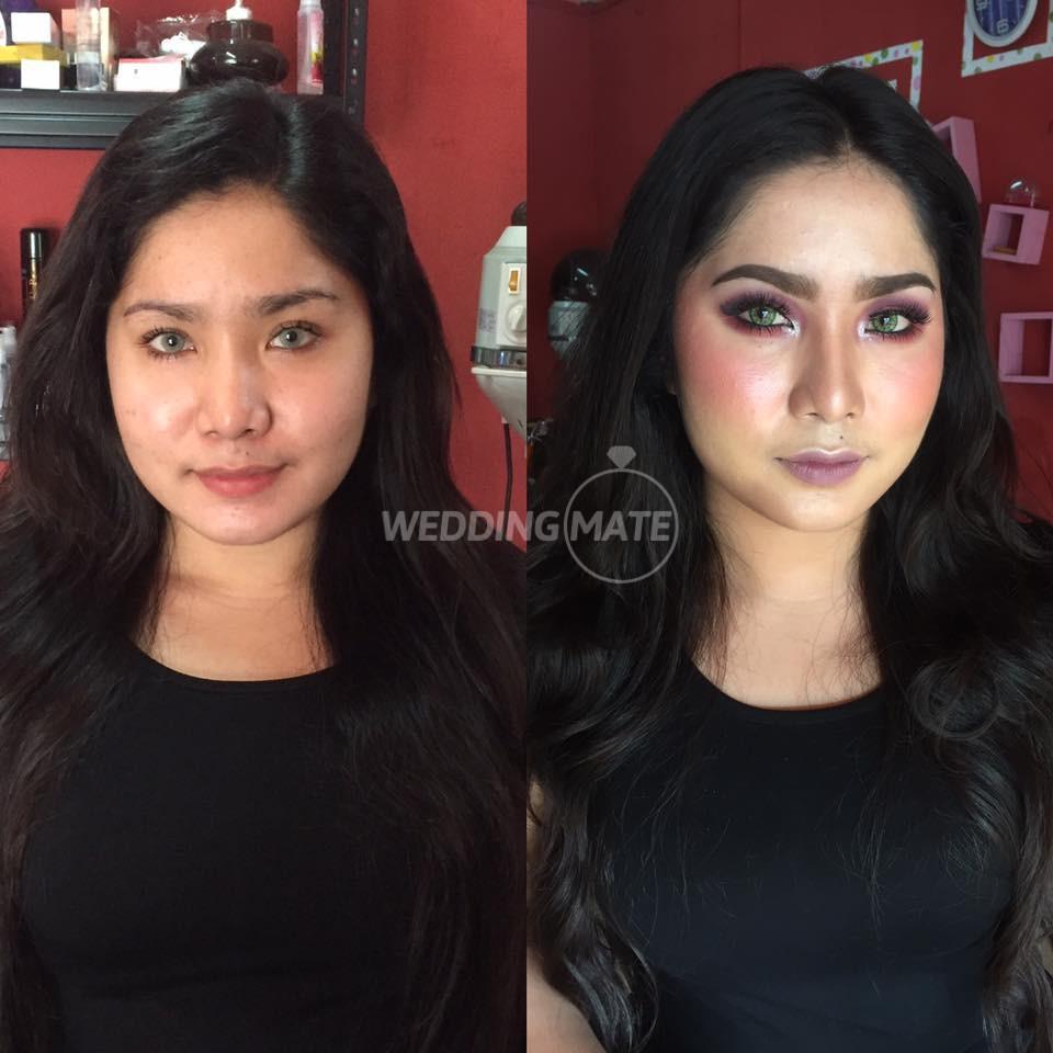 Makeup by bibi ainun