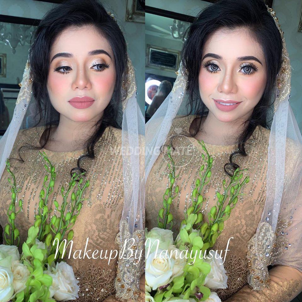 Makeup by Nanayusuf