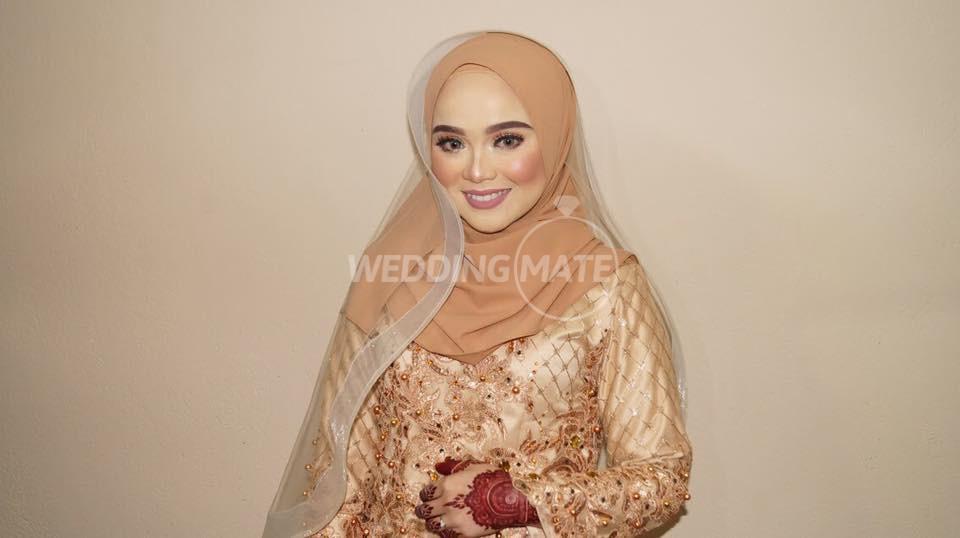 Makeup by Shaa Abu Bakar