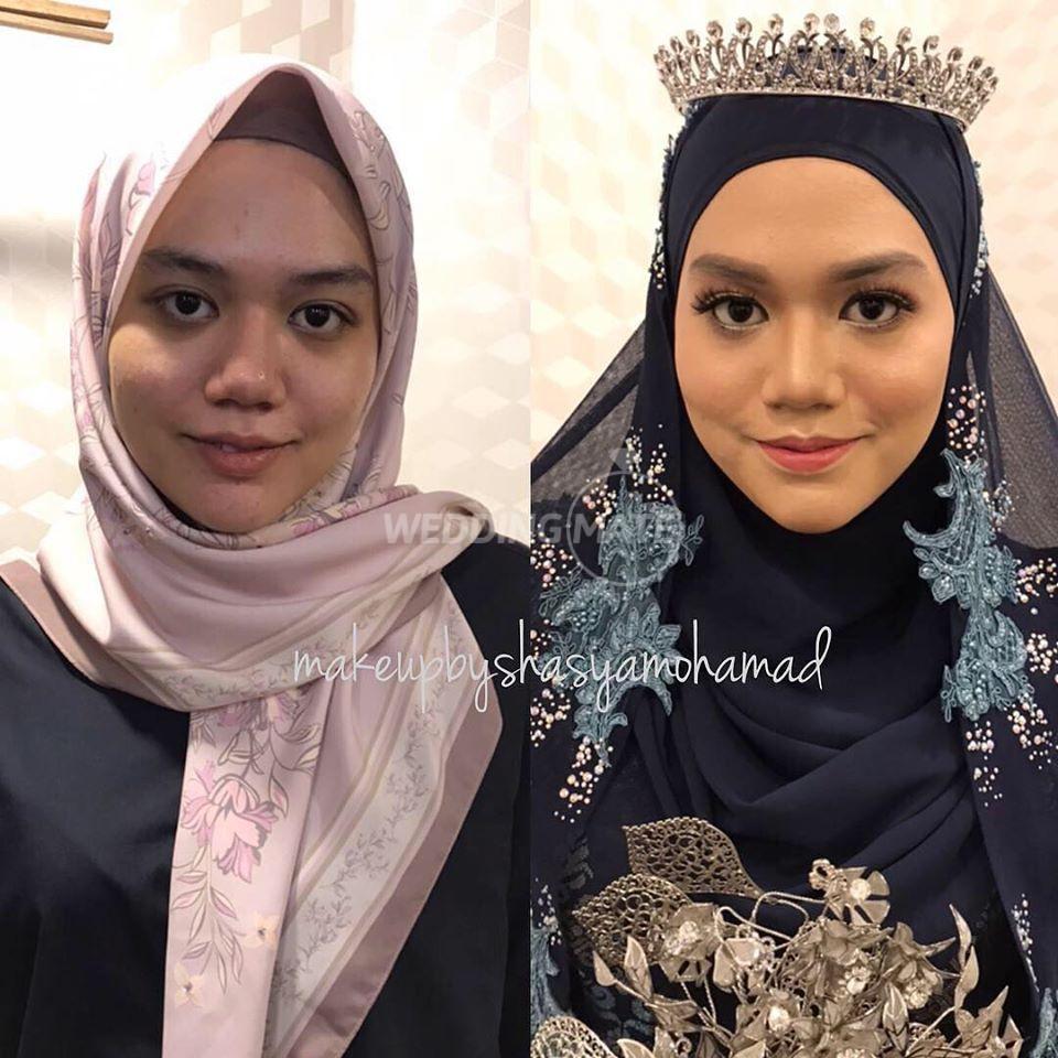 Makeup by ShasyaMohamad