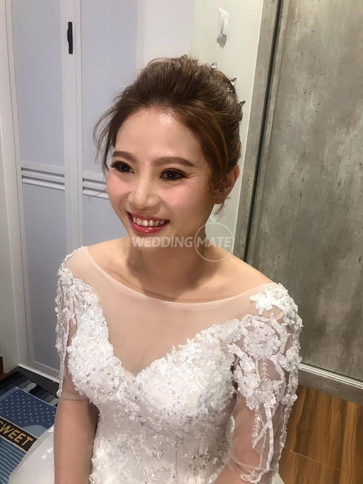 Mingchan makeup