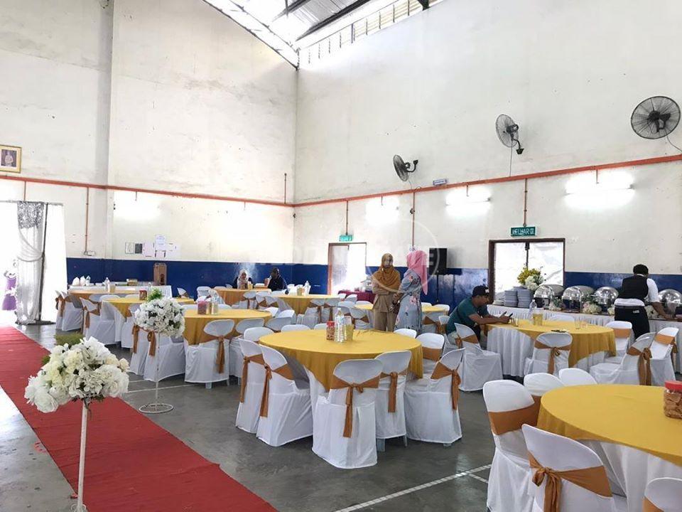 Nina catering & Hall