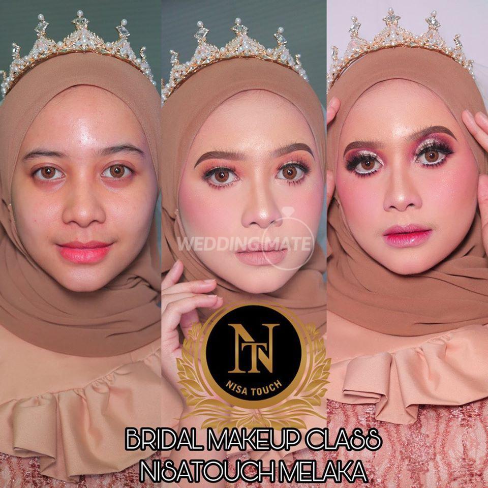 Nisa touch makeup artist