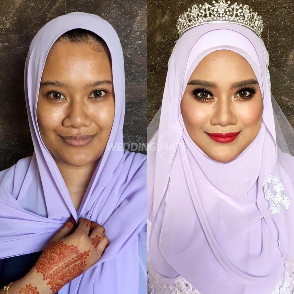 NUEX ROSLI the Celebrity Makeup Artist