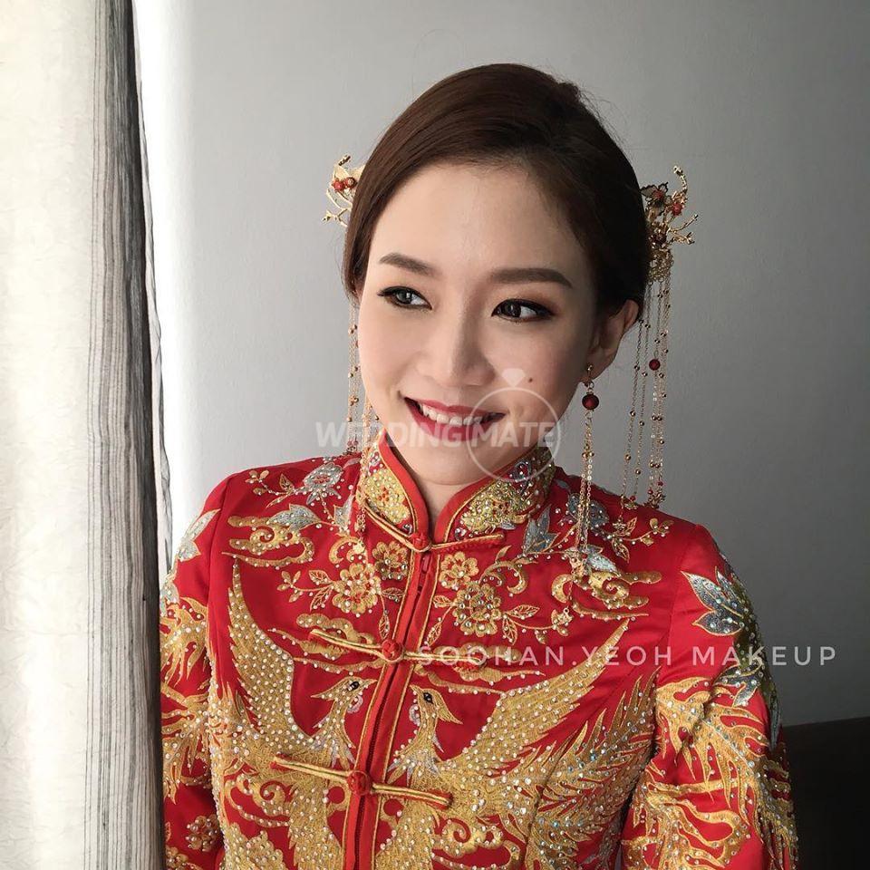 SooHan Yeoh Makeup