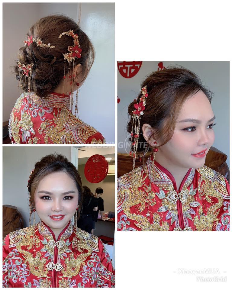 Xiaoyan MUA Bride Makeup• Hair