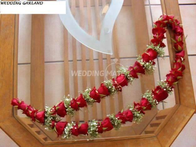 AM Wedding Garlands