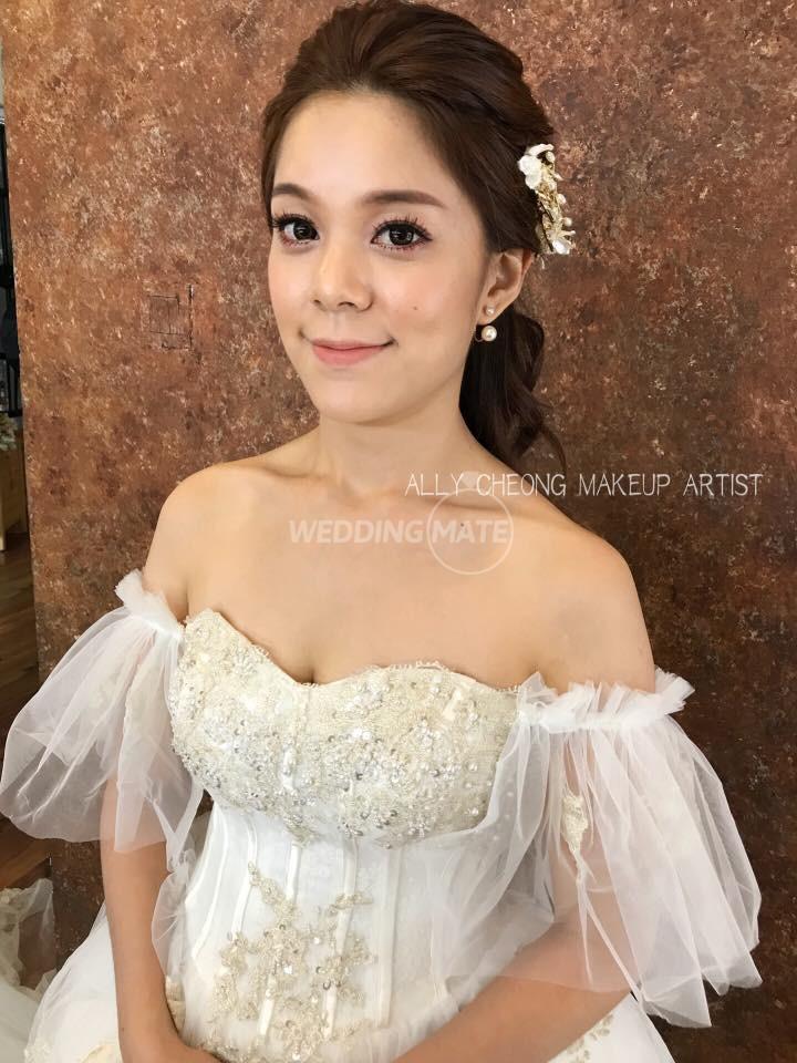 Ally Cheong Makeup Artist