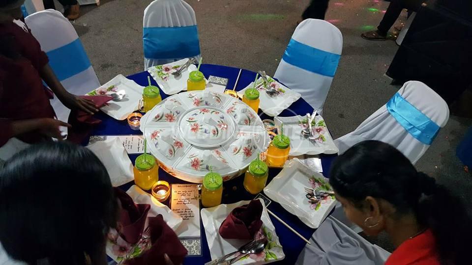 Amma's signature's catering