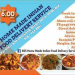 BSS Home Made Indian Food Delivery Service