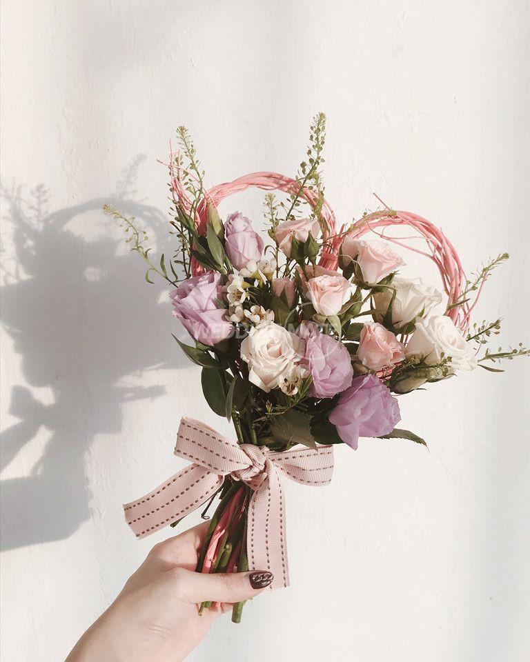 Beloved Petals by Becky