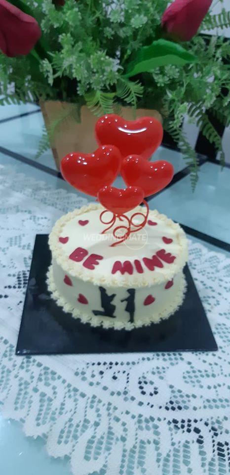 Colourful Cakes
