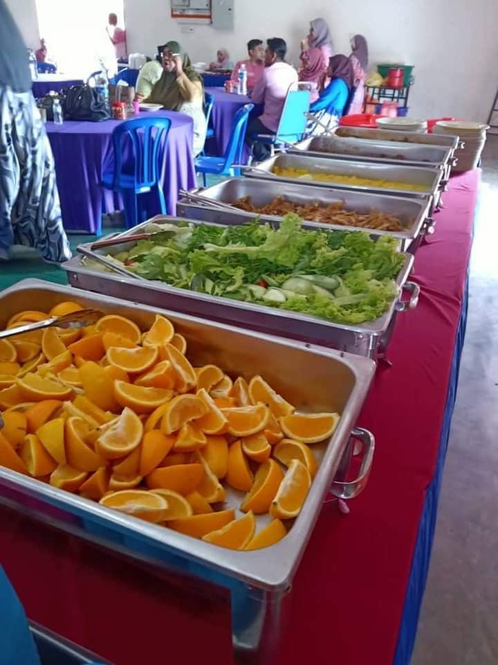 D Kuantan Megat Catering