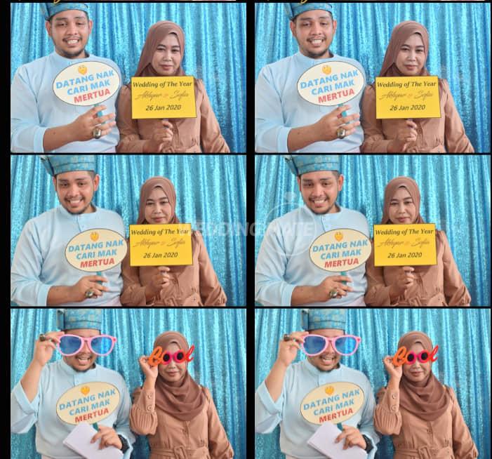 DCrystal Photobooth