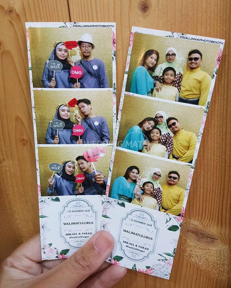 Dsaujana Photobooth Services