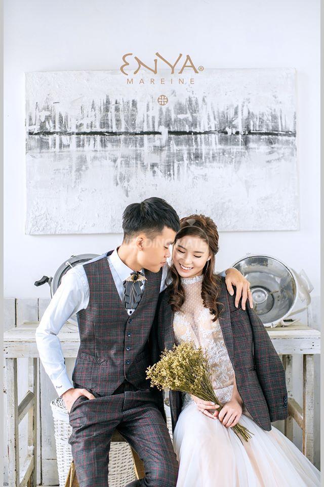 Enya Mareine Wedding Gallery KL