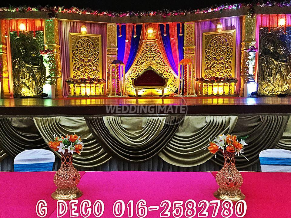 G Wedding & Decoration