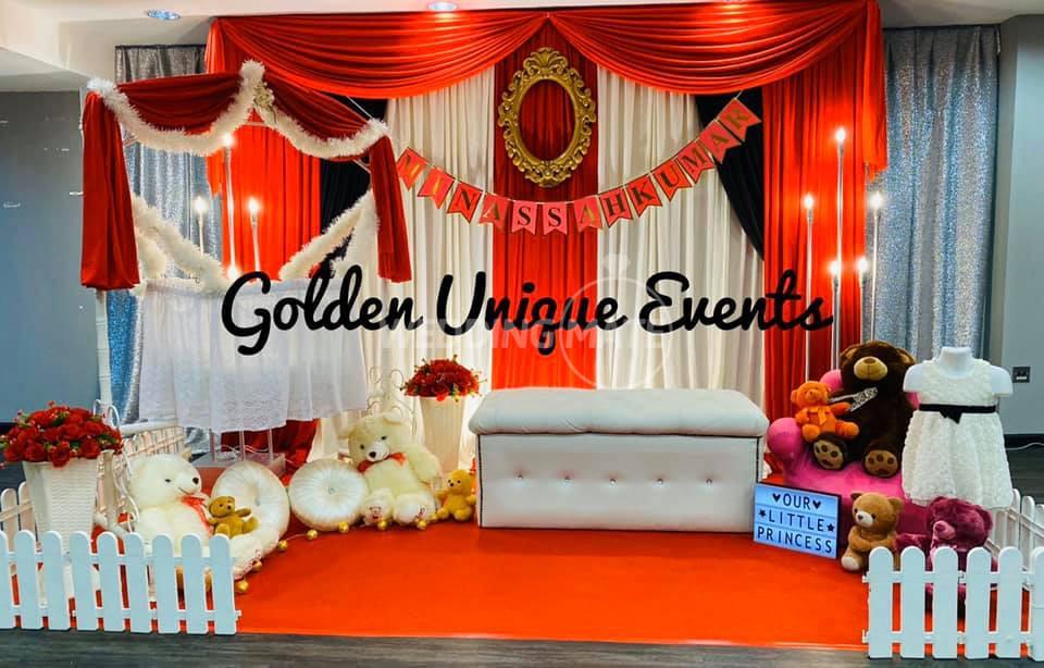 Golden Unique Events