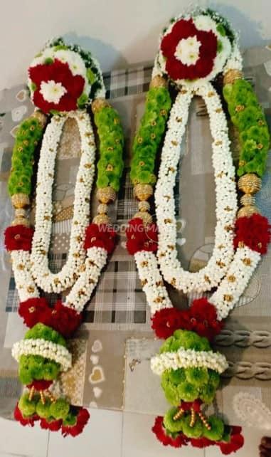 Gs wedding garlands