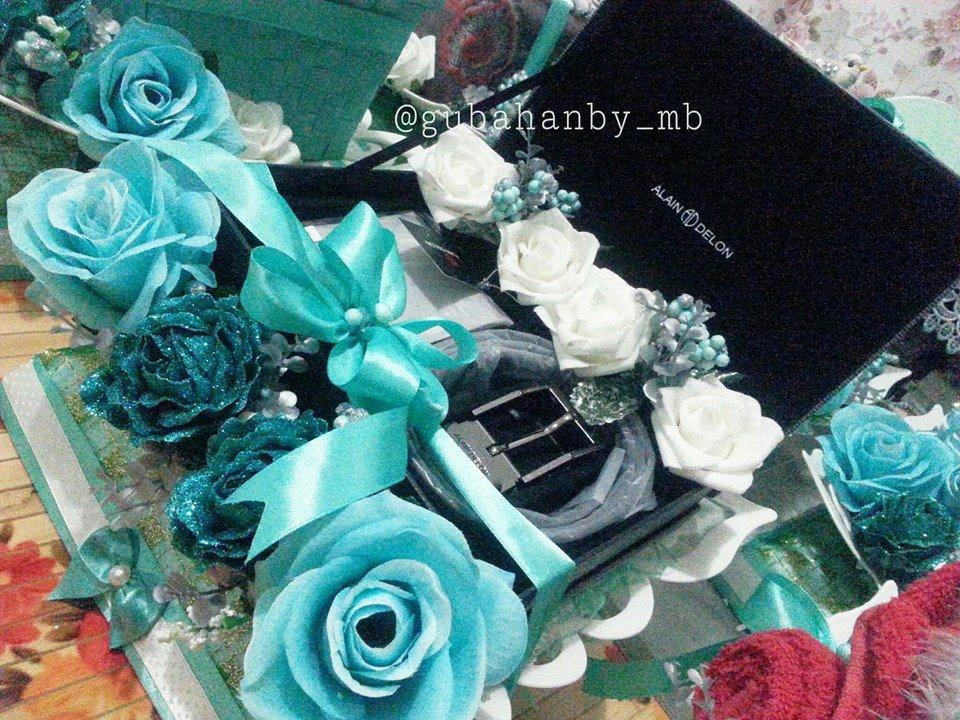 Gubahan Hantaran Perkahwinan by Boona
