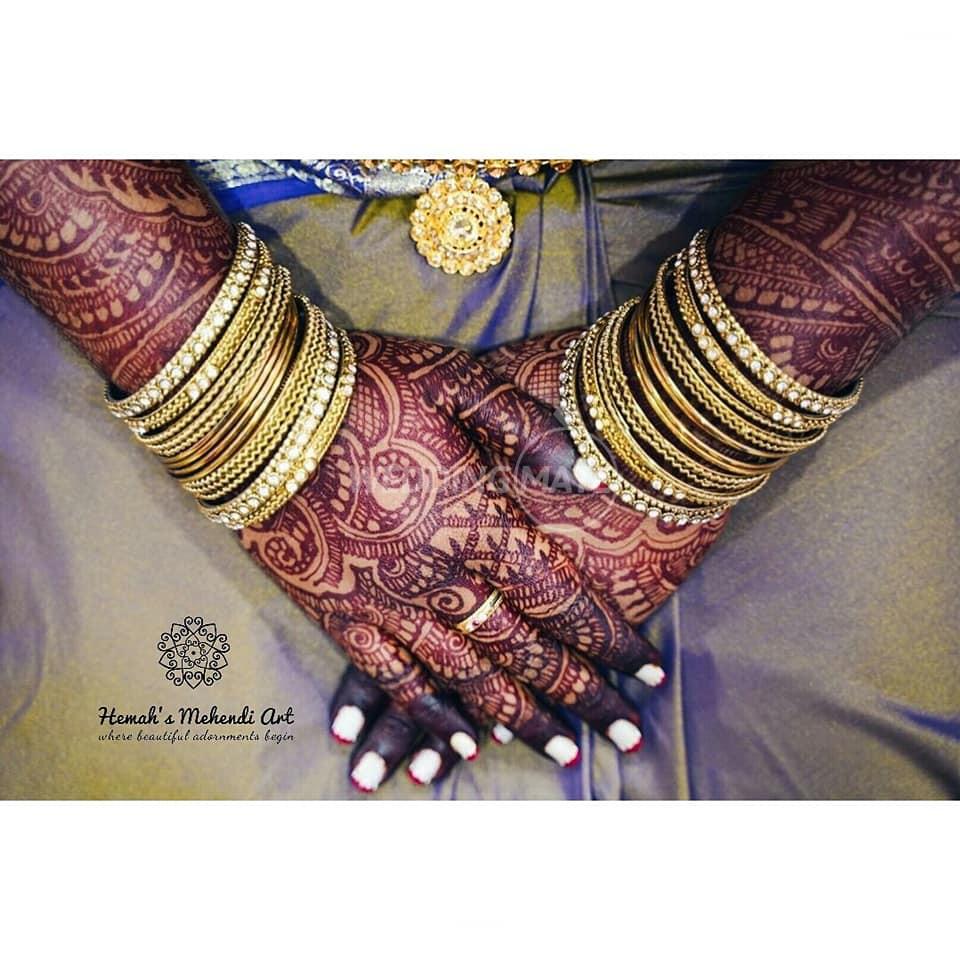 Hemah's Mehendi Art