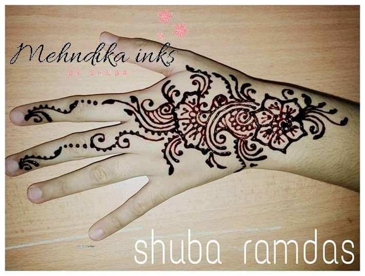 Henna by Shuba Ramdas