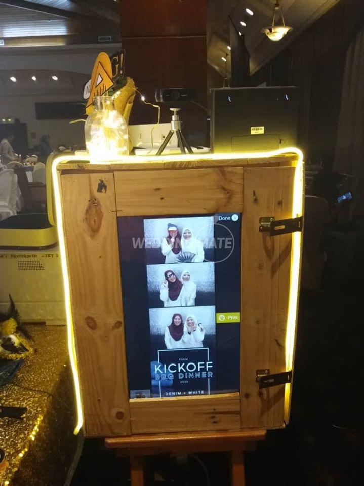 Iman Photobooth - Instant Print Photobooth