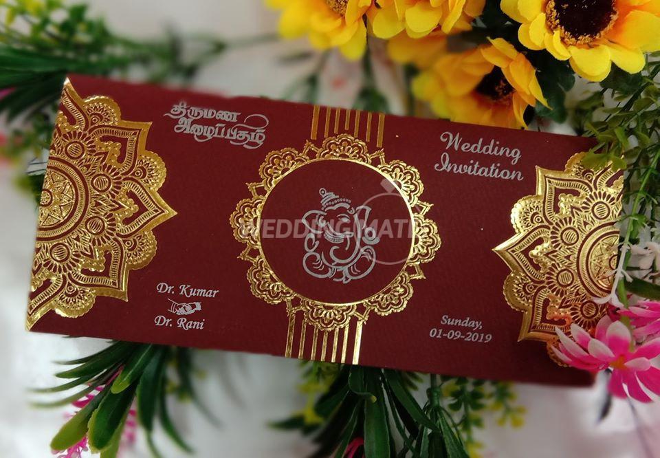 Inklink Wedding Cards