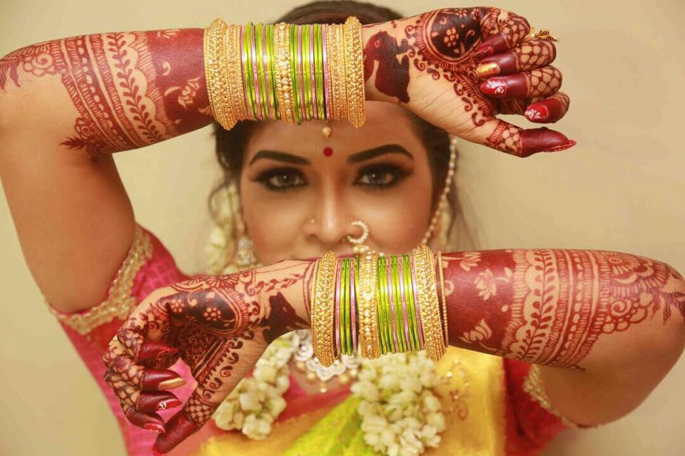 Jayanthi's Henna Arts
