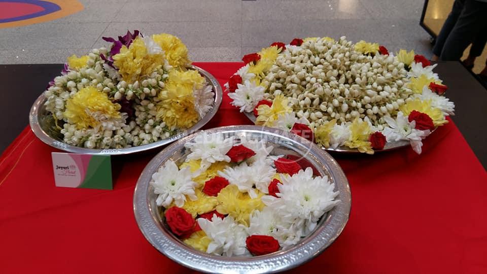 Jeysri Florist-WEDDING Garlands
