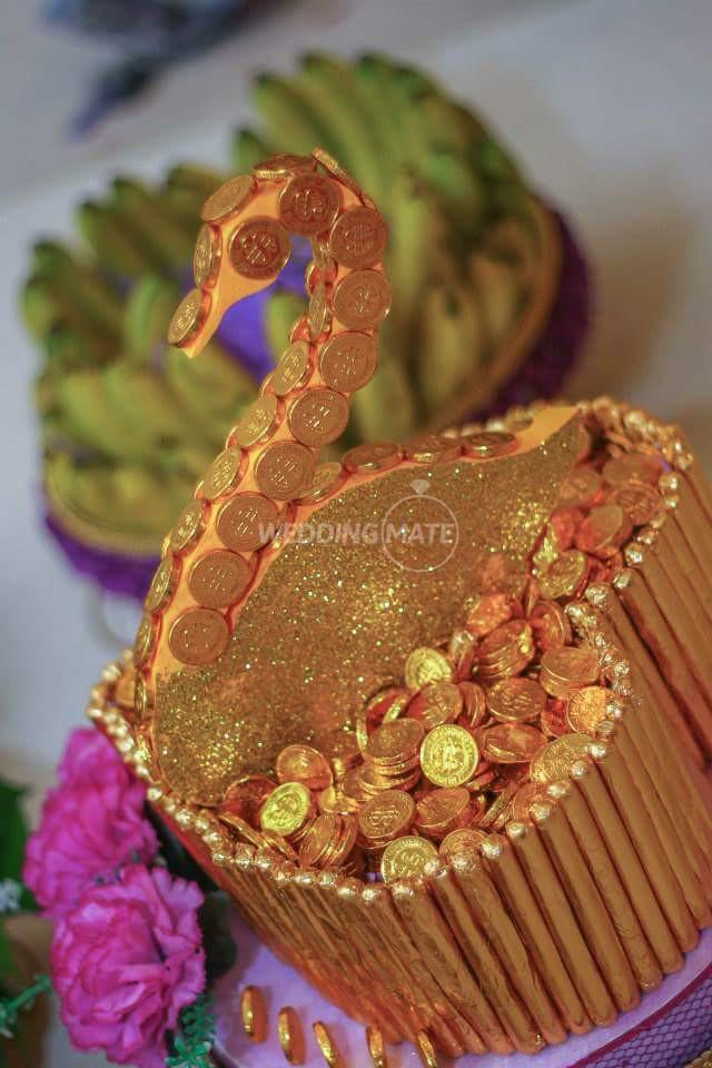 June R Indian Wedding Doorgift, Tray Decorations & Gifts