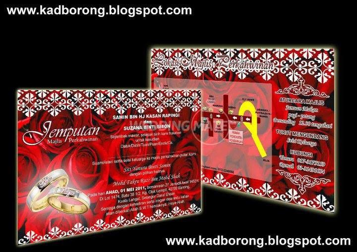 Kad Kahwin Borong Sri Damansara
